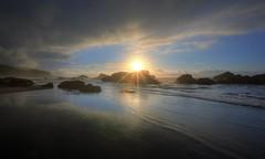 撥雲見日 The Eyes Open ~ Sunrise  of Wai'ao, Toucheng Township 頭城,外澳 ~