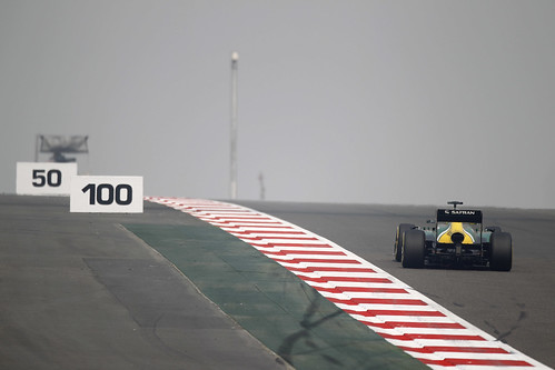2013 Indian Grand Prix - Saturday