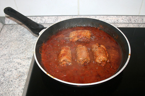 39 - Sauce reduzieren lassen / Let reduce sauce