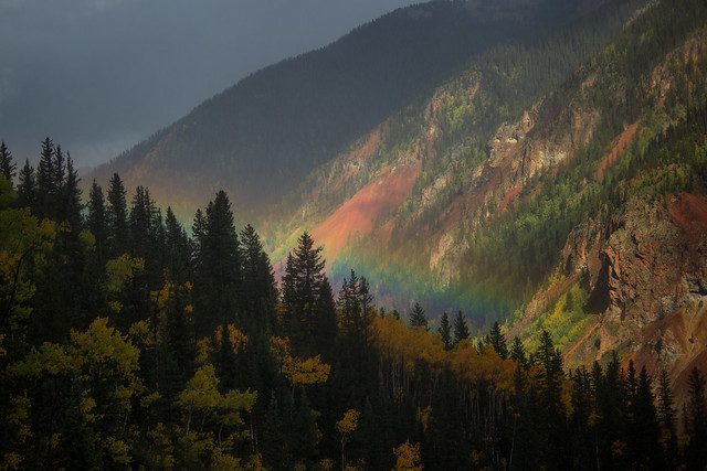 The Rainbow - Near Silverton, Colorado