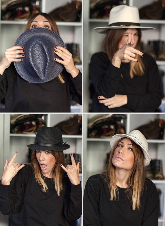 hats by barbara crespo fashion blogger accesories post