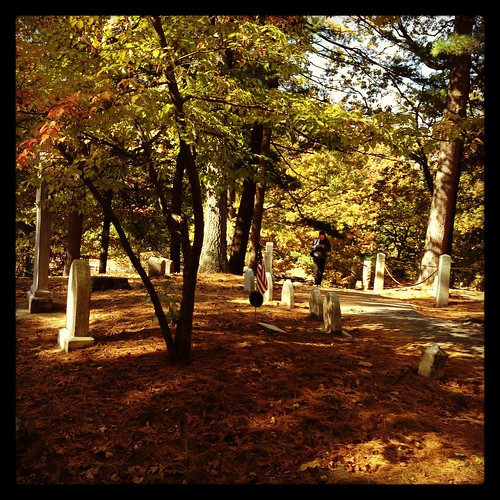 Sleepy Hollow Cemetery - Concord, Mass.