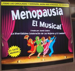 Day of the Dead in LA - Menopause the Musical / Don't Fear the Reaper