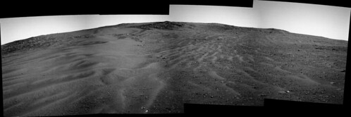 Opportunity sol 3482 PanCam