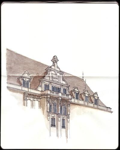 Edificio Lahusen / Lahusen Building: