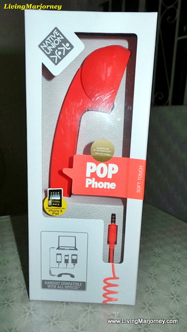 Native Union POP Phone Review, by LivingMarjorney on Flickr