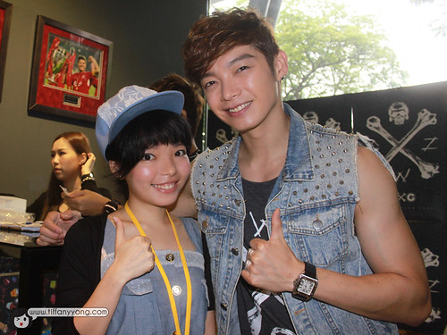 Calvin Chen Tiffany Yong