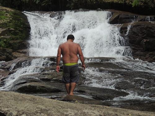 Cachoeira Pedras Brancas