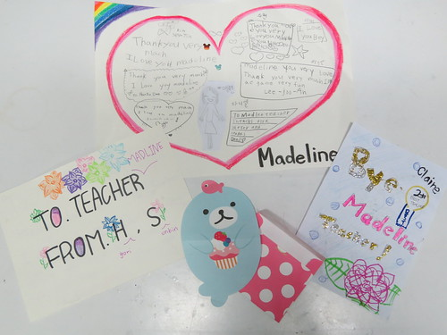 Student letters