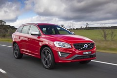 automobile, sport utility vehicle, vehicle, automotive design, volvo xc60, bumper, volvo cars, land vehicle,