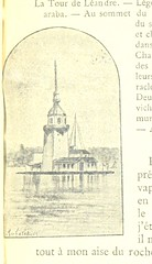 """British Library digitised image from page 327 of """"Des Batignolles au Bosphore"""""""