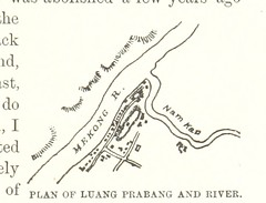 "British Library digitised image from page 75 of ""Notes of a journey on the Upper Mekong, Siam. By H. W. Smyth ... With maps and illustrations"""