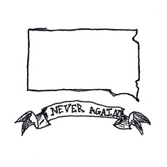 Home State Tattoo Idea