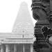 The Big Temple on a rainy day - Thanjavur, India by Bon Espoir Photography