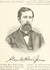"""British Library digitised image from page 171 of """"History of Columbiana County, Ohio, with illustrations and biographical sketches of its prominent men and pioneers"""""""