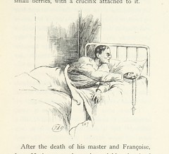 """British Library digitised image from page 245 of """"The Shadow on the Blind, and other ghost stories"""""""