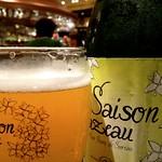 ベルギービール大好き! セゾン・カズー Cazeau Saison @デリリウムカフェレゼルブ