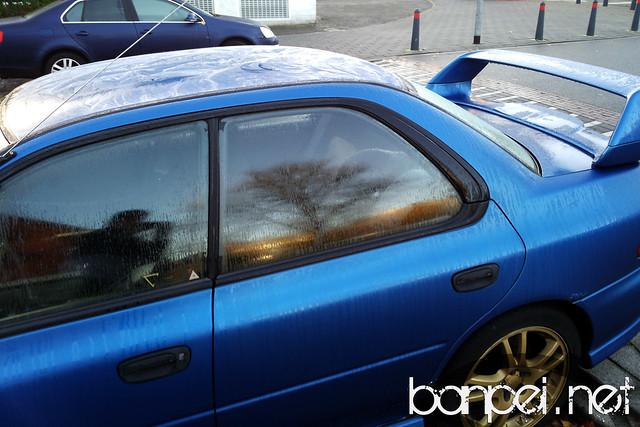 Down on the Street: Subaru Impreza WRC GC8T