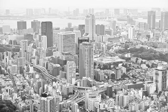 20131222_02_Bird's-eye view of Tokyo