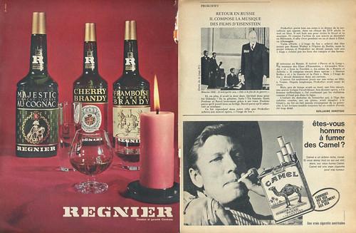 Paris Match, Nº 820, 26 Dezembro 1964 - 22