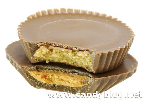 Nestle Butterfinger Peanut Butter Cups & Reese's Peanut Butter Cups