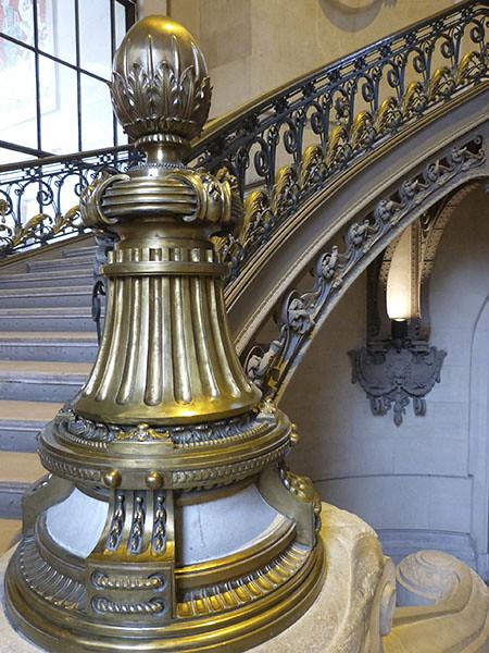 escalier grnad palais