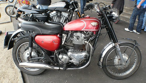 1964 Matchless 650