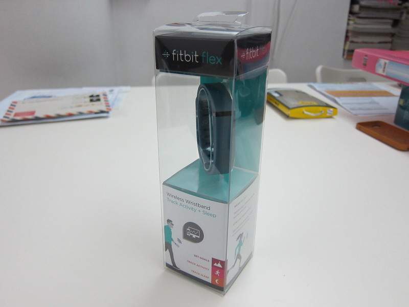 Fitbit Flex - Packaging