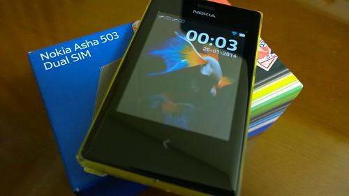 NOKIA Asha 503 Dual SIM 01