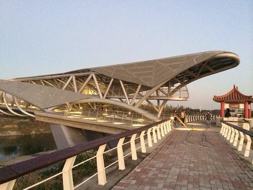 廖偉立建築師 雲林北港女兒橋