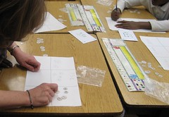 Will students make exchanges when finding more than one combination of coins with a value of 35¢? (April 2011, Gr 1-2)