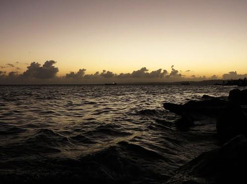 sea clouds landscape jamaica postprocessing cannonsx40hs