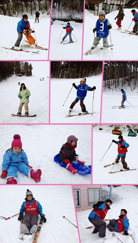 大屋 スキー合宿