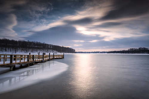 longexposure winter light cold ice weather clouds pier day cloudy maryland senecalake montgomerycounty boyds fliter blackhillregionalpark neutraldensity pwwinter
