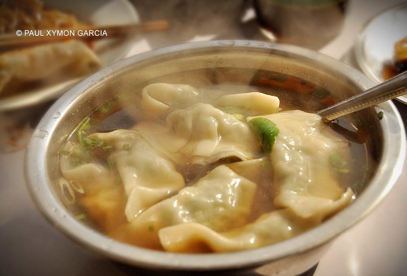 Jiaozi Soup, Anhui, China