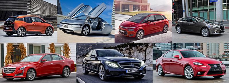 Лучший дизайн автомобиля (World Car Design)