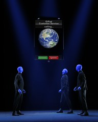 10_Blue Man Group National Tour