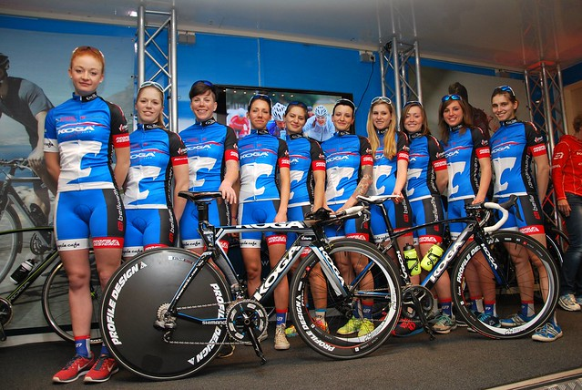 koga-ladies-team 2014 Messe Esse 218