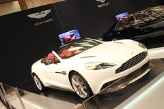 model car(0.0), coupã©(0.0), automobile(1.0), exhibition(1.0), vehicle(1.0), aston martin dbs(1.0), performance car(1.0), automotive design(1.0), auto show(1.0), aston martin db9(1.0), land vehicle(1.0), luxury vehicle(1.0), supercar(1.0), sports car(1.0),