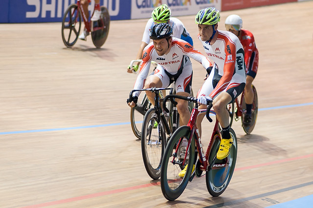 The final day of racing at the UCI Track Cycling World Championships 2014