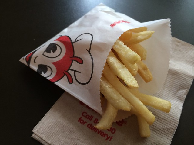 French fries - Jollibee