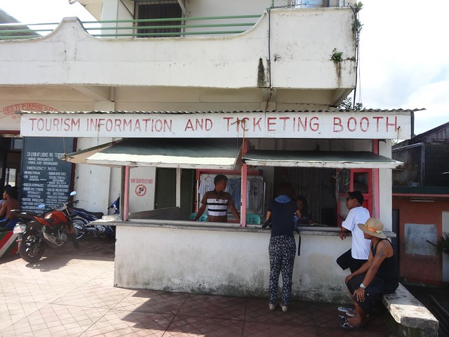Ticketing booth Mauban
