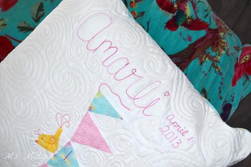 Amarli's Cushion