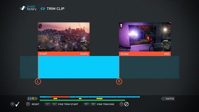 PS4 Sharefactory Trim_Clip