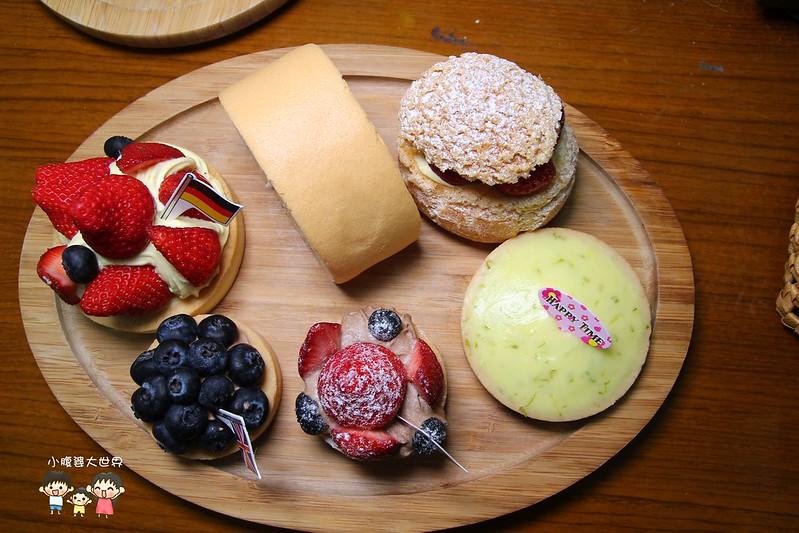 竹山法式甜點 008