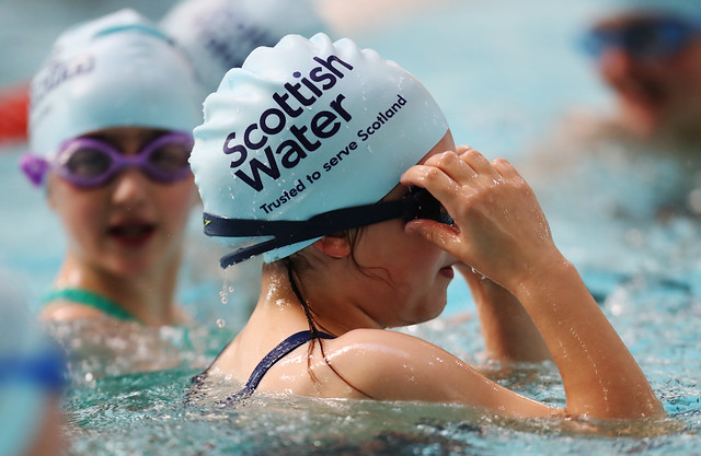 Scottish Water Learn to Swim Partnership Launch