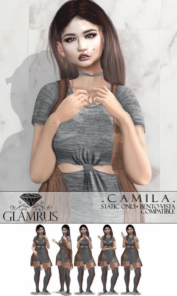 Glamrus . Camila AD - SecondLifeHub.com