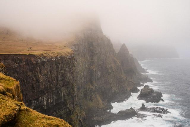 Vágur, Suðuroy, Faroe Islands.
