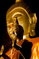 Peace. Luang Prabang, Laos