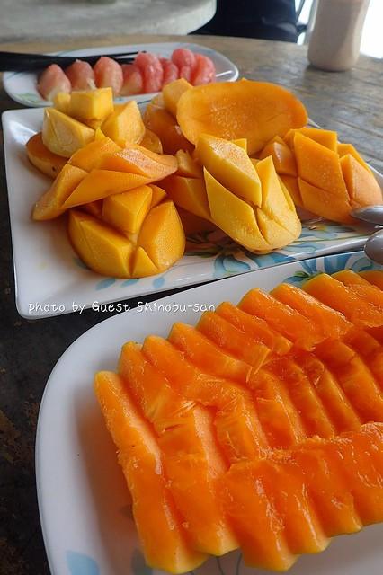 フルーツがとっても豪華♪